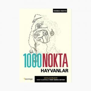 Diğerleri - 1000 Nokta Hayvanlar (Noktaları Birleştir) 9722