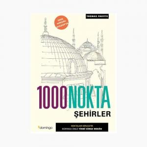 Diğerleri - 1000 Nokta Şehirler (Noktaları Birleştir) 9586