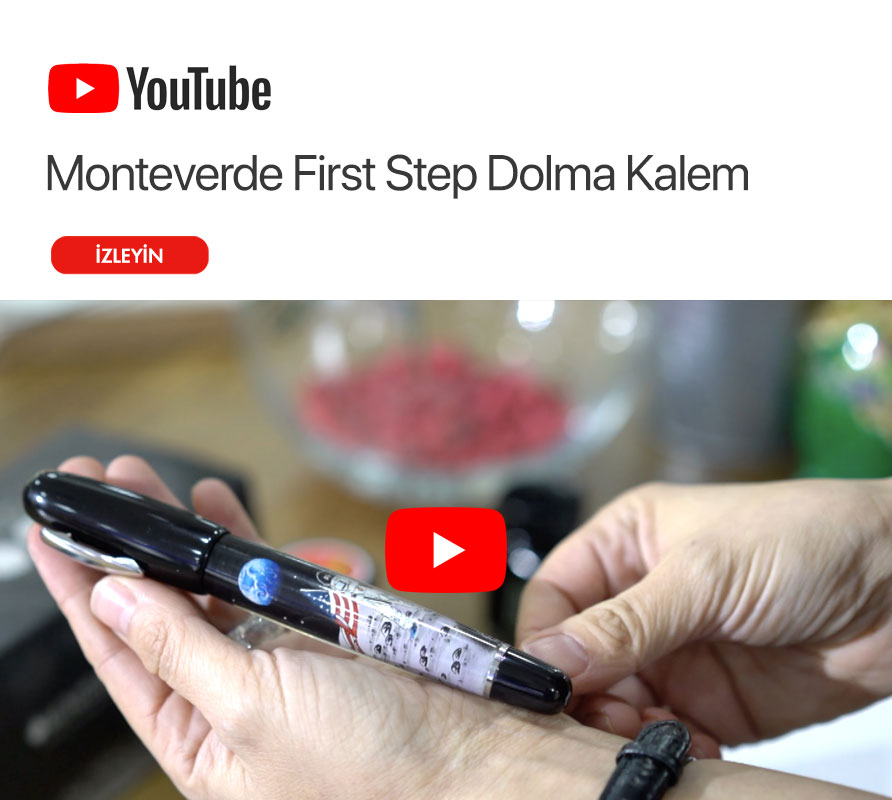 Monteverde First Step Limited Edition Dolma Kalem
