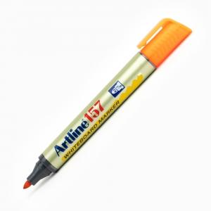 Artline - Artline 157 Beyaz Tahta Kalemi Turuncu 2489