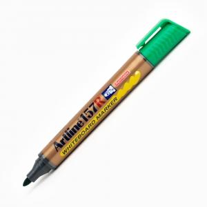 Artline - Artline 157R Beyaz Tahta Kalemi Yeşil 1705