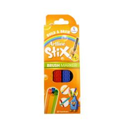 Artline - Artline Stix Brush 4′lü