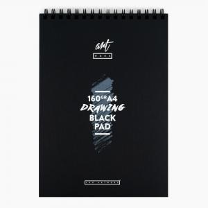 Umur - Artwork A4 Siyah Pad 160gr Çizim Defteri ART-SB-A4 5920