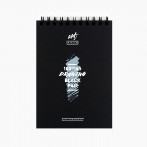 Umur - Artwork A5 Siyah Pad 160gr Çizim Defteri ART-SB-A5 5937