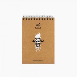 Artwork A6 Kraft Pad 70gr Çizim Defteri ART-70-A5 5852 - Thumbnail