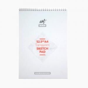 Umur - Artwork Şeffaf Kağıt Sketch Pad A4 5890