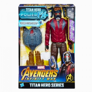 - Avengers Infinity War Titan Hero Power FX Star Lord 9267