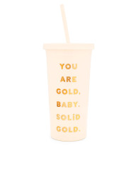 Bando - Bando You Are Gold Pipetli Mug 500 cc