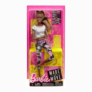 Barbie - Barbie Made to Move 3749