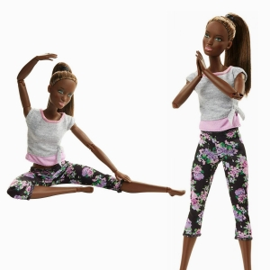 Barbie - Barbie Made to Move 3749 (1)