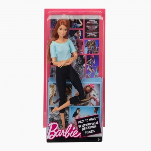 Barbie - Barbie Made to Move Fitness 3412
