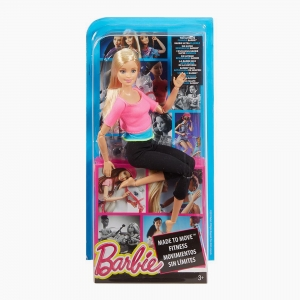 Barbie - Barbie Made to Move Fitness 6226