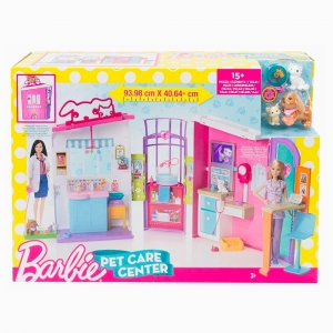 Barbie - Barbie Pet Care Center 9533