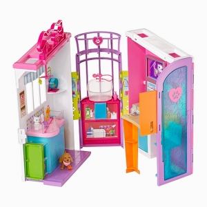 Barbie - Barbie Pet Care Center 9533 (1)