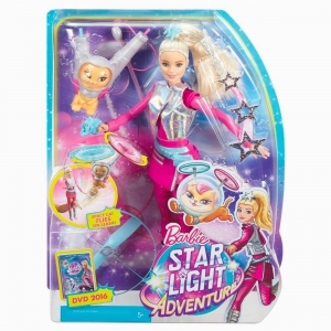 Barbie - Barbie Star Light Adventure 9440