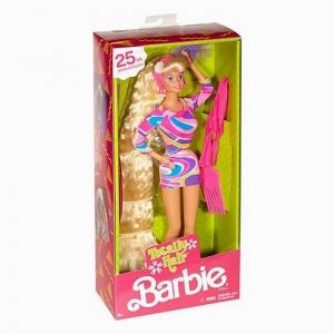 Barbie - Barbie Upuzun Saçlar Barbie Koleksiyon Dwf49 0149