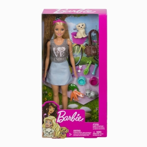 Barbie - Barbie ve Sevimli Arkadaşları 1541