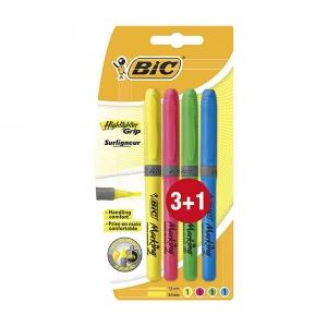 Bic - BIC 4'lü İşaretleme Kalemi 0671