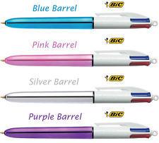 Bic Shine Color 4 Renk Tükenmez Kalem