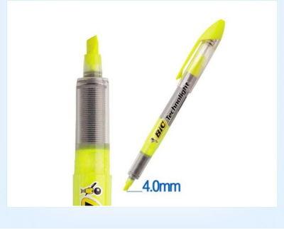 Bic Technolight İşaret Kalemi Sarı