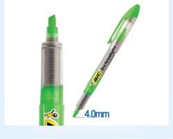 Bic - Bic Technolight İşaret Kalemi Yeşil