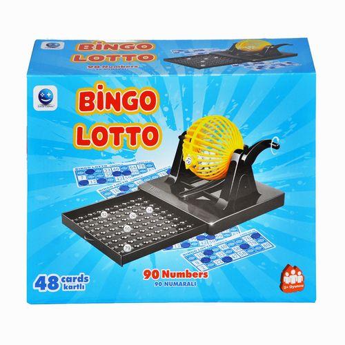 Bingo Lotto Mekanizmalı Tombala 0260