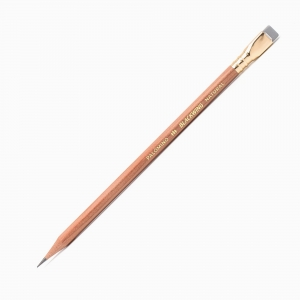 Palomino Blackwing - Palomino Blackwing Natural Silgili Ahşap Kurşun Kalem