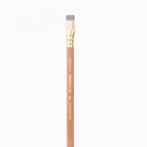 Palomino Blackwing - Palomino Blackwing Natural Silgili Ahşap Kurşun Kalem (1)