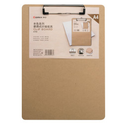 H&S - Boyanabilir A4 Clip Board