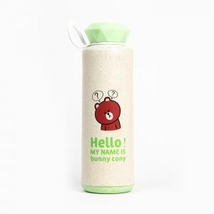 - Bunny Conny Cam Matara 380 ml Yeşil