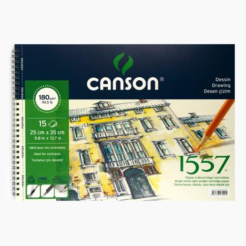Canson 25x35 cm Resim Defteri 180gr 0091