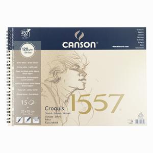 Canson - Canson 25x35cm Eskiz Defteri 3506