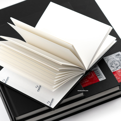Canson ART BOOK ONE 14x21.6cm 100 gr. 98 Yaprak Çizim Defteri 5682