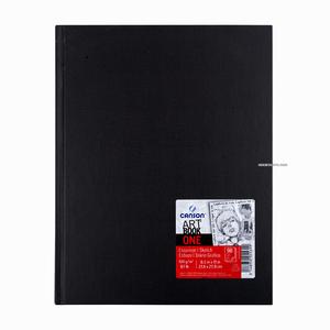 Canson - Canson ART BOOK ONE 21.6x27.9cm 100 gr. 98 Yaprak Çizim Defteri 5699