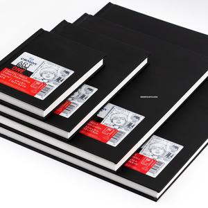 Canson - Canson ART BOOK ONE 21.6x27.9cm 100 gr. 98 Yaprak Çizim Defteri 5699 (1)