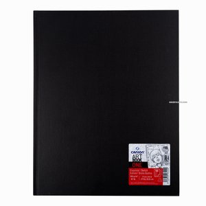 Canson - Canson ART BOOK ONE 27.9x35.6cm 100 gr. 98 Yaprak Çizim Defteri 4240