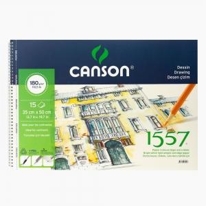 Canson - Canson 35x50 cm Resim Defteri 180gr 0107