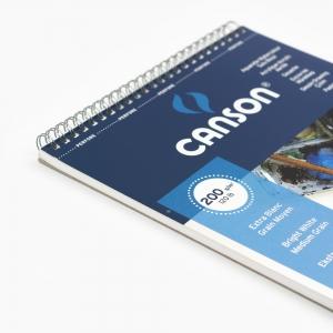 Canson - Canson A4 Resim Defteri 200gr 0176 (1)