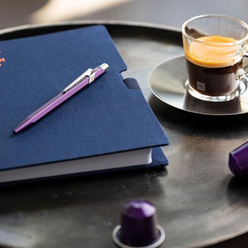 Caran Dache Nespresso No 3 Limited Edition Tükenmez Kalem 849-104 1141