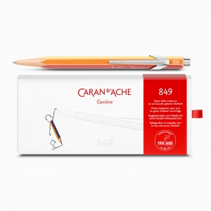 Caran Dache - CARAN d′ACHE 849 100.Yıl Limited Edition Tükenmez Kalem