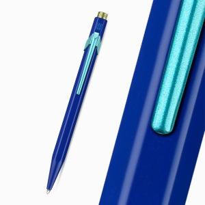 Caran Dache - CARAN d′ACHE 849 Claim Your Style Limited Edition Tükenmez Kalem Blue