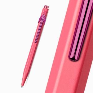 Caran Dache - CARAN d'ACHE 849 Claim Your Style Limited Edition Tükenmez Kalem Pink
