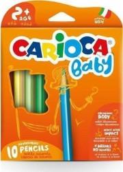 Carioca - Carioca Baby Kuru Boya 10lu