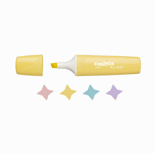 Carioca Pastel 4 Renk İşaretleme Kalemi 1679
