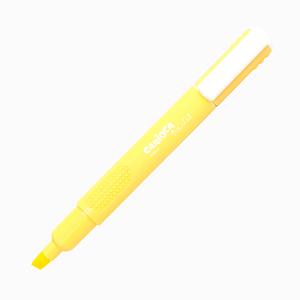 Carioca - Carioca Pastel Sarı İşaretleme Kalemi 2405