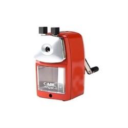 Carl - Carl Angel-5 Kollu Kalemtraş Kırmızı