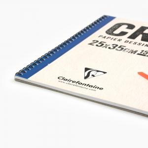 Clairefontaine 25x35 cm Resim Defteri 160 gr 8353 - Thumbnail