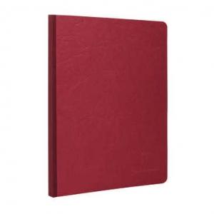 Clairefontaine - Clairefontaine Age Bag A5 Çizgisiz 192 Sayfa Kırmızı 4022