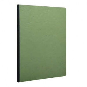 Clairefontaine - Clairefontaine Age Bag A5 Çizgisiz Yeşil 4039