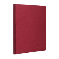 Clairefontaine - Clairefontaine Age Bag A5 Çizgili Kırmızı
